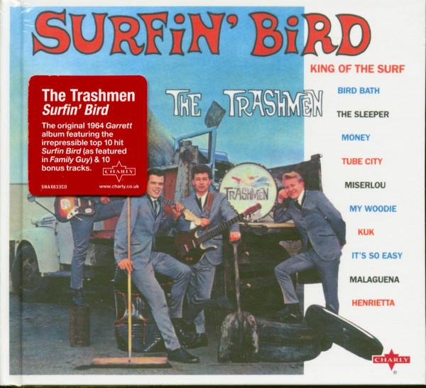 Surfin' Bird (CD, Deluxe Edition)