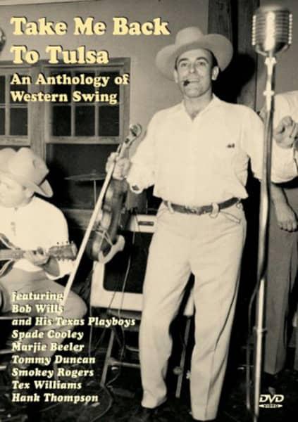 Take Me Back To Tulsa - Western Swing Antholo