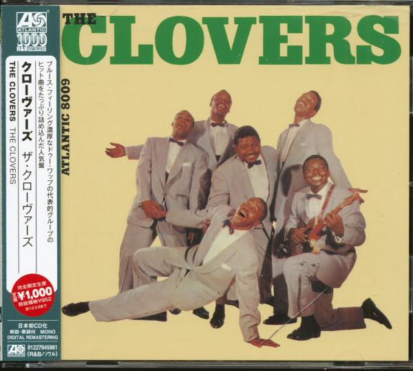 The Clovers (CD, Japan)