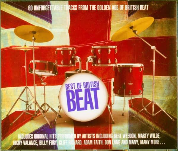 Best Of British Beat (3-CD)
