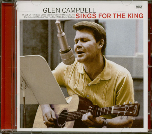 Sings For The King (CD)