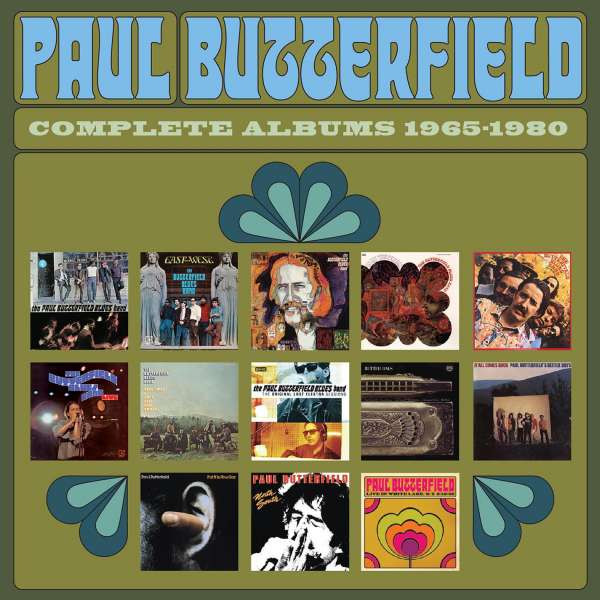 Complete Albums 1965-1980 (14-CD)