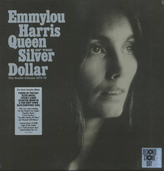 Queen Of The Silver Dollar (5-LP Box & 7inch 45rpm Single, Ltd.)