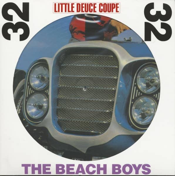 Little Deuce Coupe (Picture-LP, 180g Vinyl)