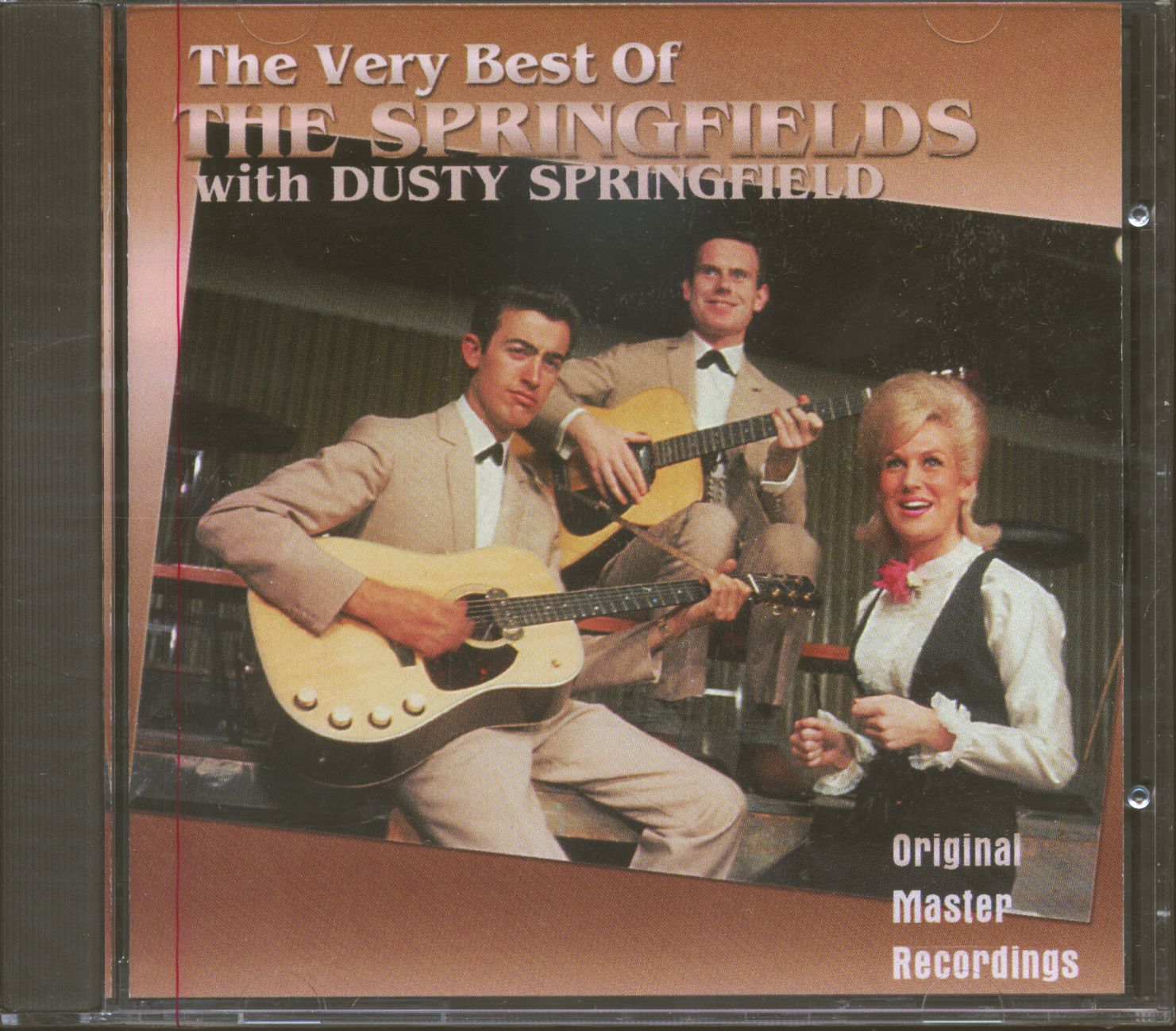 Springfields Cd The Very Best Of The Springfields With