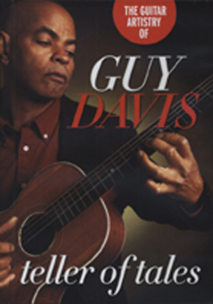 Guitar Artistery Of Guy Davis