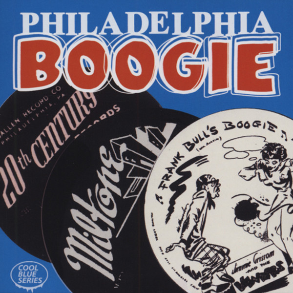 Philadelphia Boogie 1940 - 50s