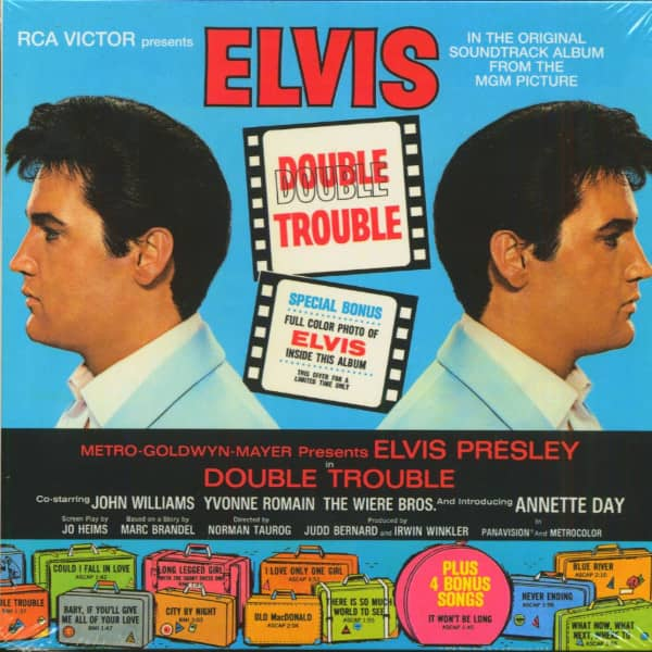 Double Trouble (CD, 7inch Deluxe Packaging)