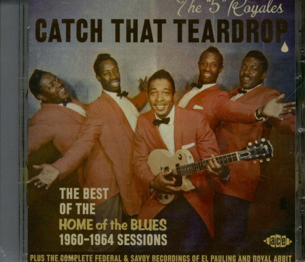 Catch That Teardrop (CD)