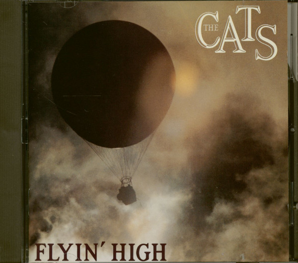 Flyin' High (CD)