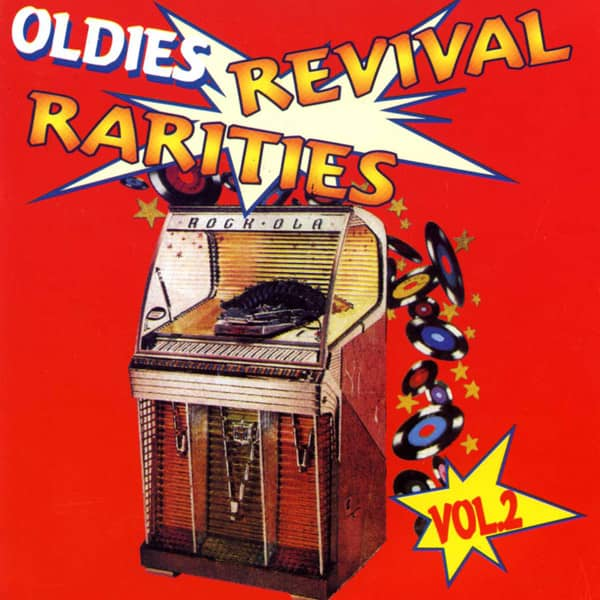 Oldies Revival Rarities Vol.2 (CD)