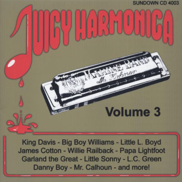 Juicy Harmonica Vol.3