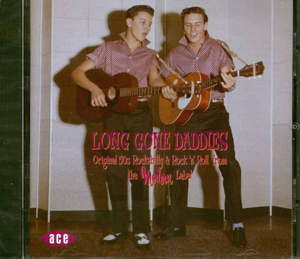 Long Gone Daddies - Original 50s Rockabilly & Rock'n'Roll From The Modern Label (CD)