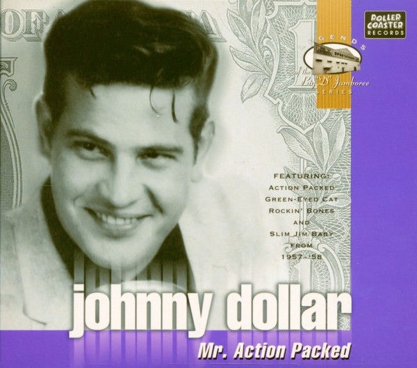 Mr. Action Packed (CD)