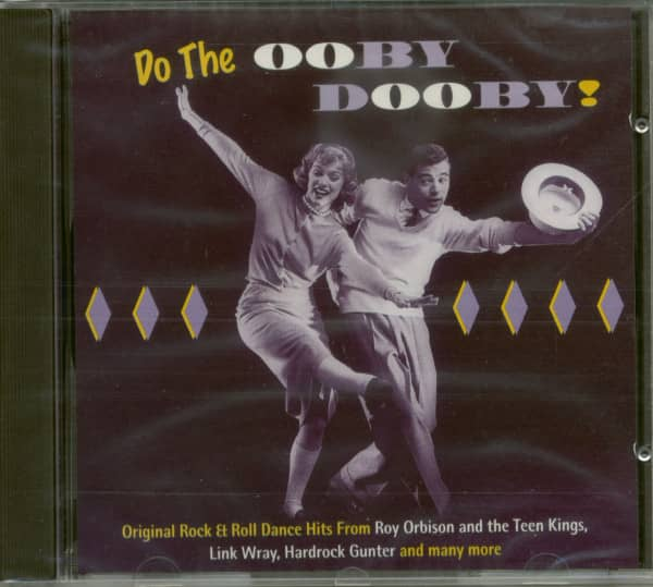 Do The Ooby Dooby! (CD)