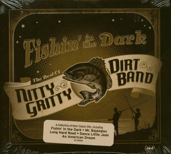 Fishin' In The Dark (CD)