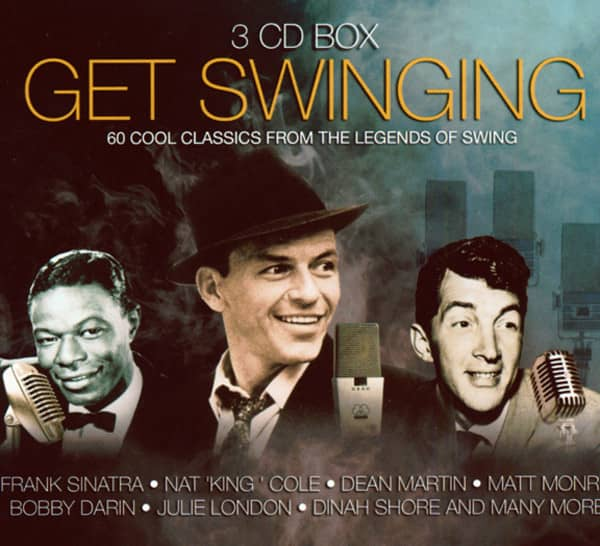 Get Swinging 3-CD