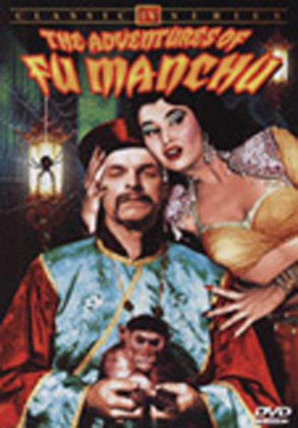The Adventures Of Fu Manchu (1956) 4 Episodes