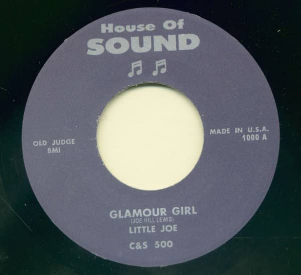 Glamour Girl - Keep Your Arms Around Me (7inch, 45rpm)
