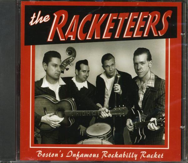 Boston's Infamous Rockabilly Racket (CD)