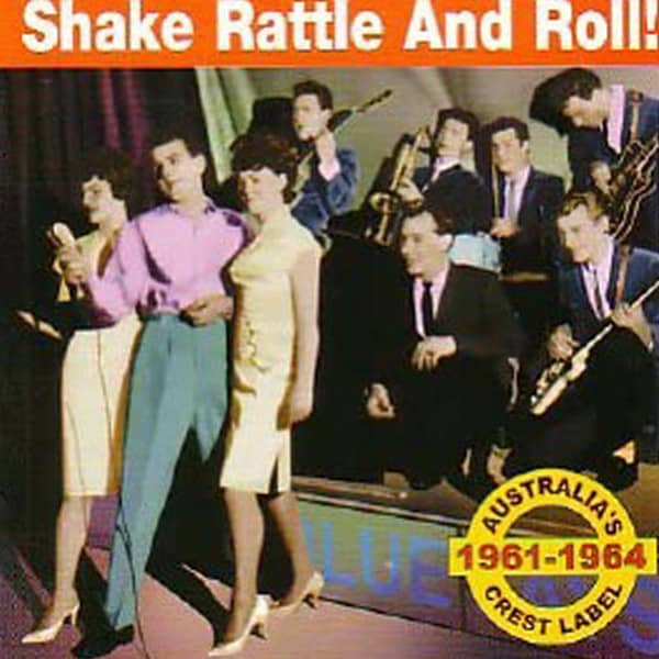 Shake Rattle And Roll !
