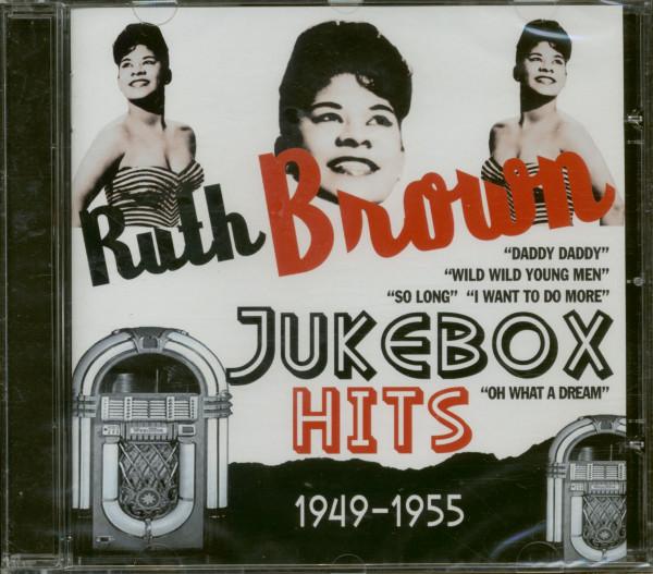 Jukebox Hits 1949-1955 (CD)