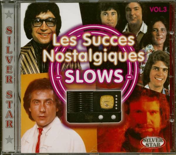 Les Succes Nostalgiques - Vol.3 - Slows (CD)
