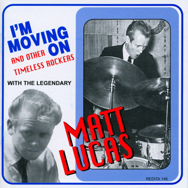 I'm Moving On (CD)