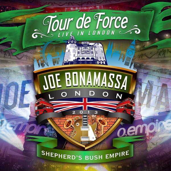 Tour De Force: Live At Shepherd's Bush