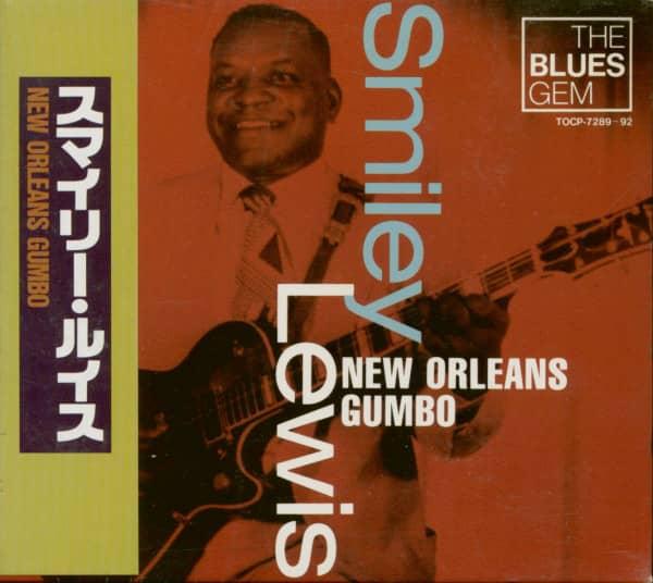 New Orleans Gumbo (4-CD Box Japan)