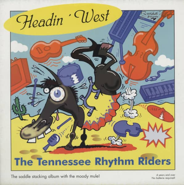 Headin' West (LP)