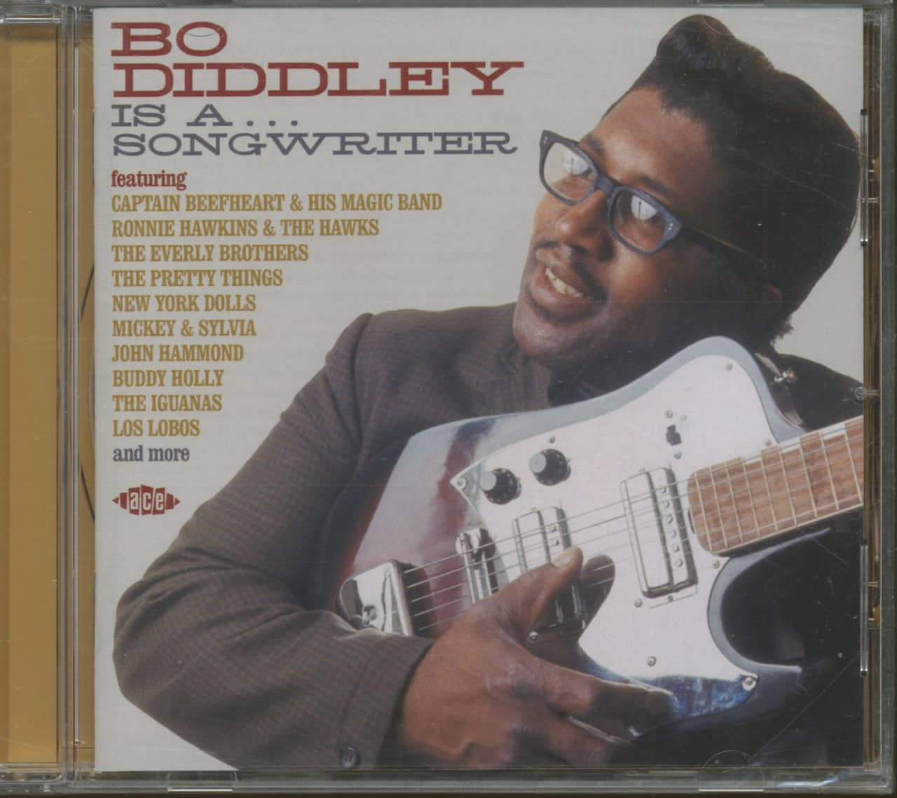 Various - Bo Diddley Is A Songwriter