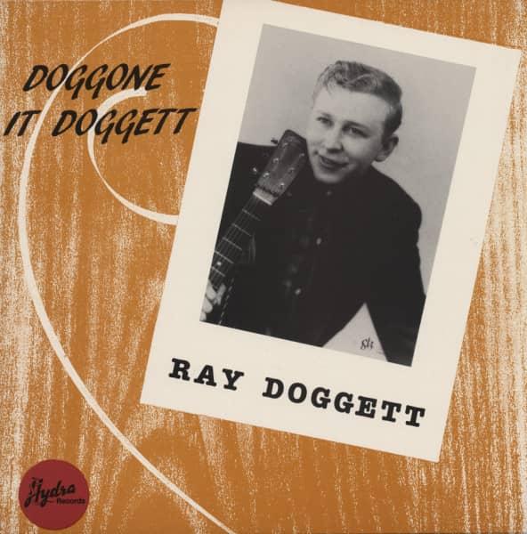 Doggone It Doggett - 1956 - 1959 (LP)