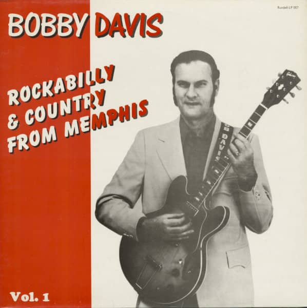 Rockabilly And Country From Memphis, Vol.1 (LP)