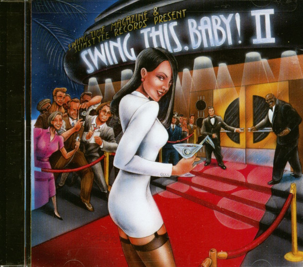 Swing This, Baby! Vol.2 (CD)