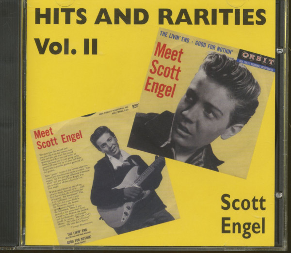 Hits And Rarities, Vol.2 (CD)