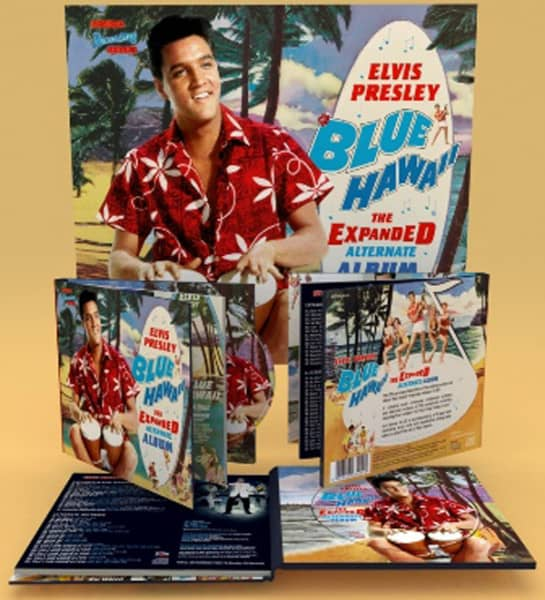 Blue Hawaii - Expanded Alternate Album