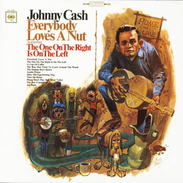 Everybody Loves A Nut (LP, 180g Vinyl)