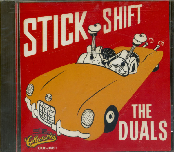Stick Shift (CD)