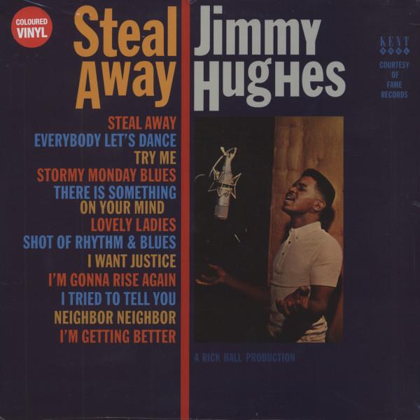 Steal Away (Coloured Vinyl-LP)