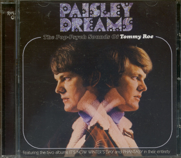 Paisley Dreams - The Pop-Psych Sounds Of (CD)