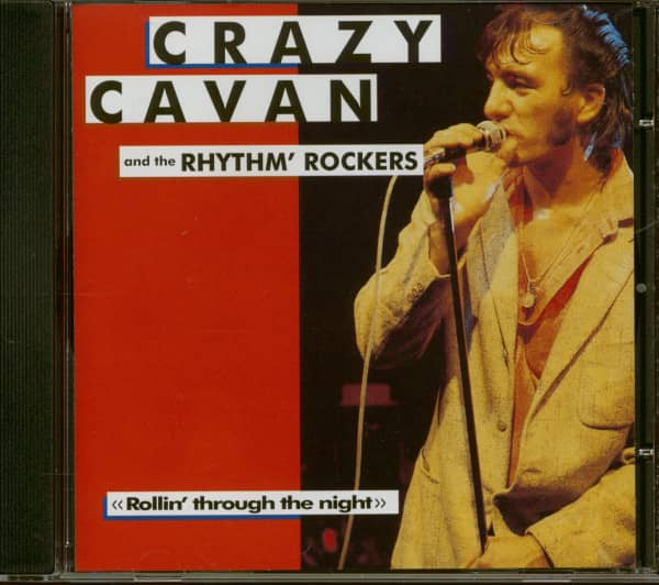 Rollin' Through The Night (CD)