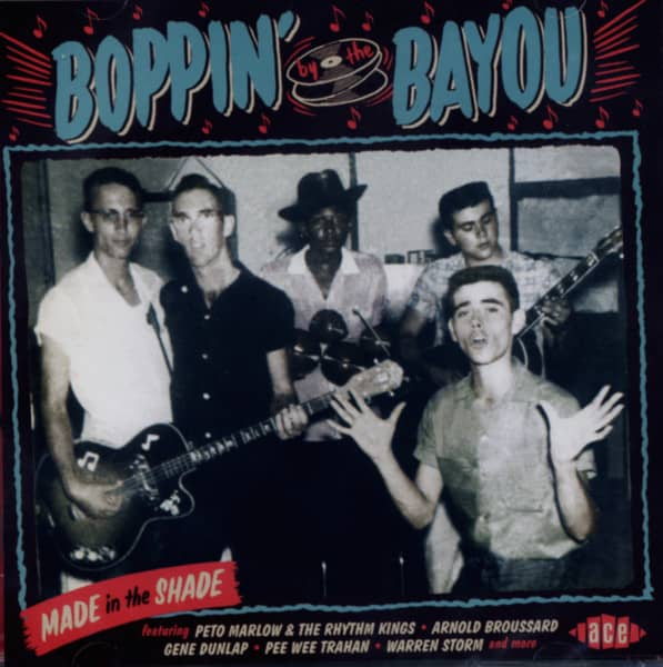 Boppin' By The Bayou - Made In The Shade (Bayou Series Vol.9)