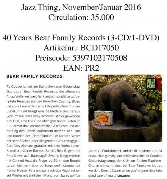 40-Years-Bear-Family_Jazz-Thing_November-Januar2016