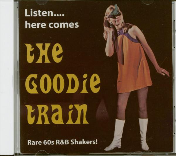 The Goodie Train (CD)