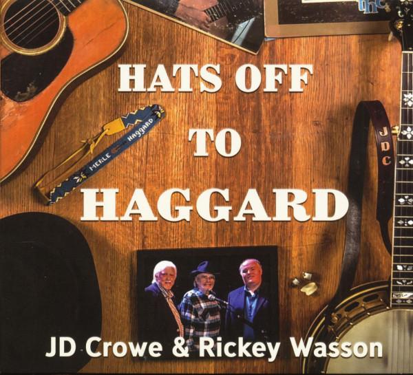 Hats Off To Haggard (CD)