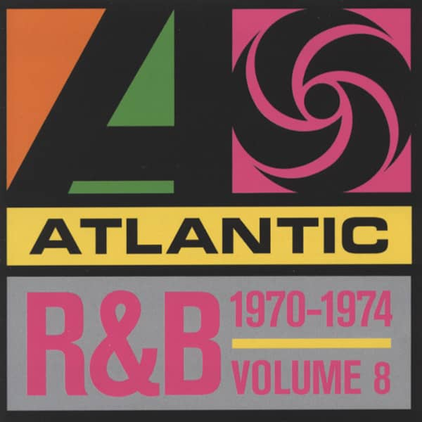 Vol.8, Atlantic R&B 1970-1974