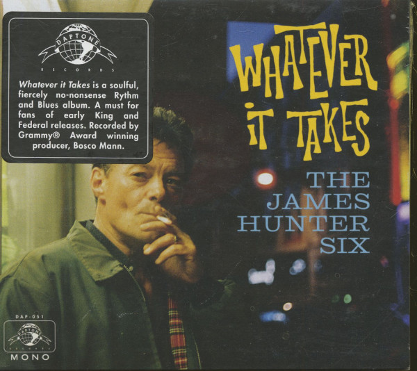 Whatever It Takes (CD)