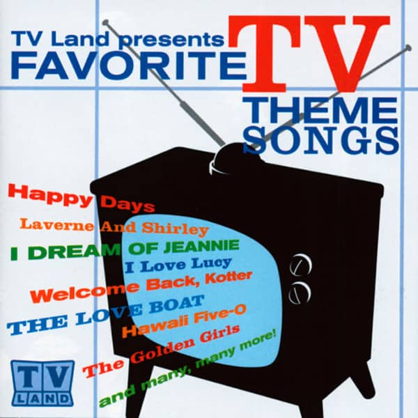 Favorite TV Theme Songs
