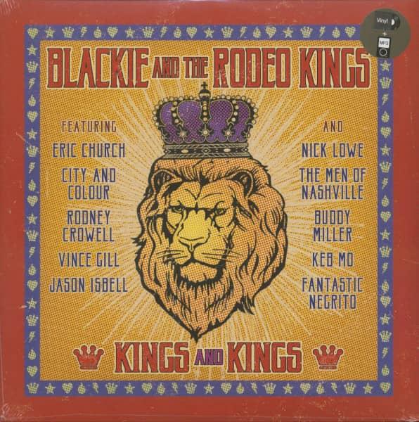 Kings And Kings (LP & Download Code)